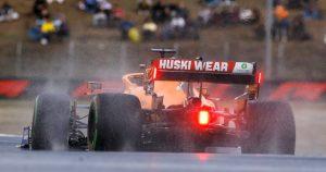 Ricciardo had just 'four laps of good pace' in Turkey