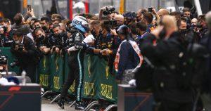 Bottas not being blocked from Mercedes meetings