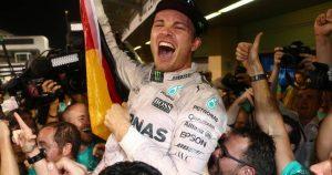 Rosberg's title-winning advice for Verstappen
