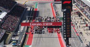 US Grand Prix 2021: Time, TV channel, weather, live stream
