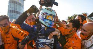 Assessing Ricciardo's form since F1's summer break