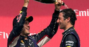 Ranking all of Red Bull's driver partnerships since 2005