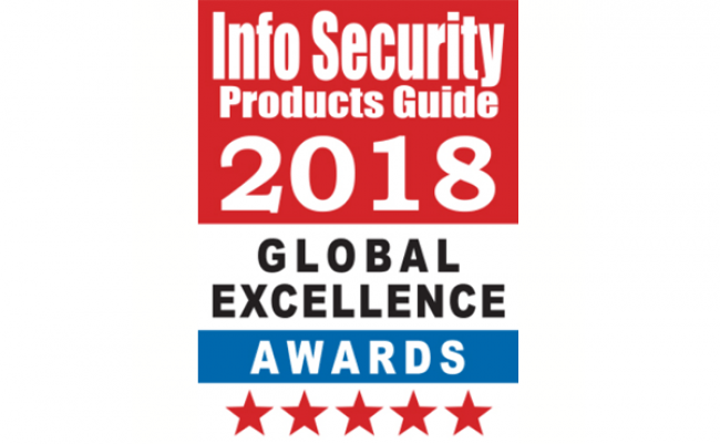 InfoSecurity Awards 2018 for Clearswift