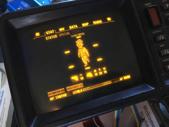 Pip-Boy 3000 Software