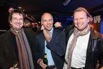 Lowe GGK-Chefetage: ECD Dieter Pivrnec, CEO Rudi Kobza & Managing Director Michael Kapfer-Giuliani