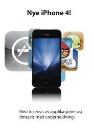 erik-iphone-reklame-indesign-ungdom