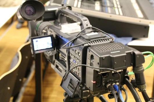 FILMES: Hele arrangementet vil bli dokumentert.