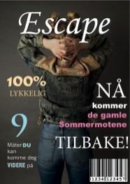 Mari Follerås Myhre - Escape