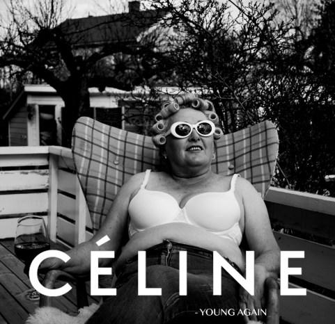 Jasmin Myhre: Céline