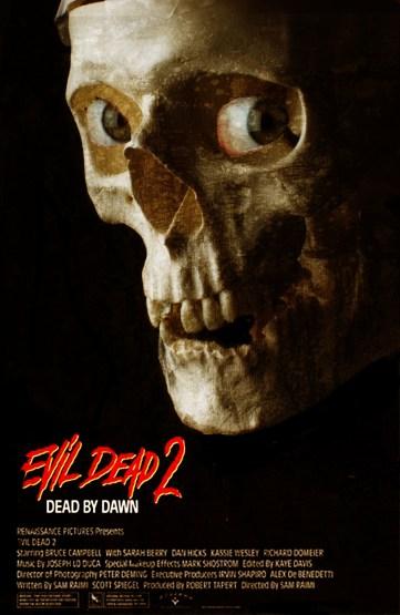 evil dead 2-Gjenopprettet