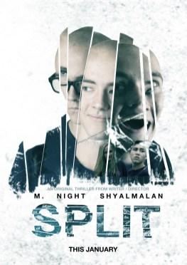 Split. Replia-design: Alexander Refvik