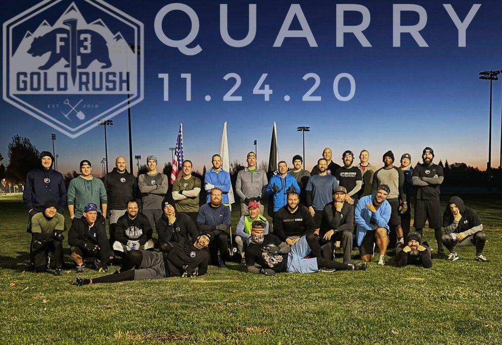 Quarry 11/24/20