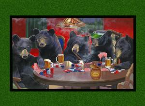 11/23/2020 - EyeofTiger - Pre-blast: Bears Playing Poker Why Not – Bear Down And Post!!!