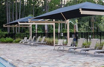 shade structures shade sails and