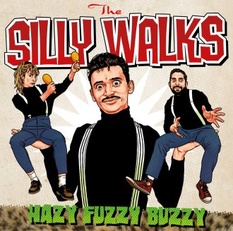 Resultado de imagen de The Silly Walks - Hazy Fuzzy Buzzy