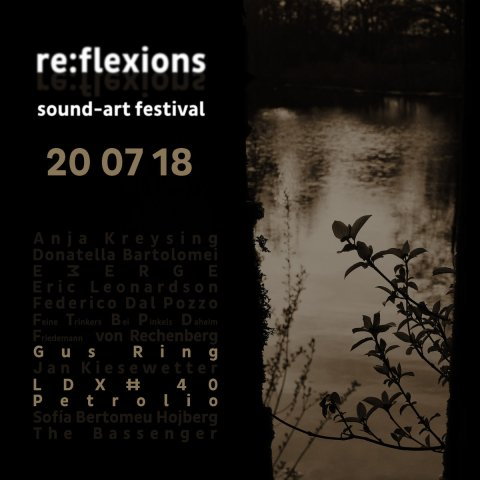 Petrolio & Gus Ring & LDX#40 – live @ re:flexions sound-art festival