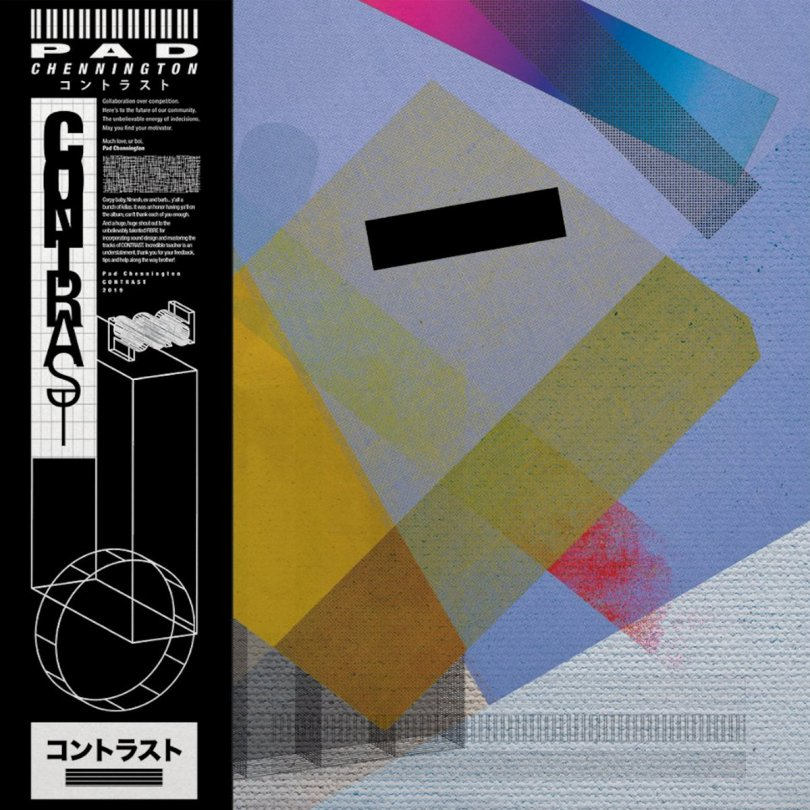 Contrast   Pad Chennington   Coraspect Records