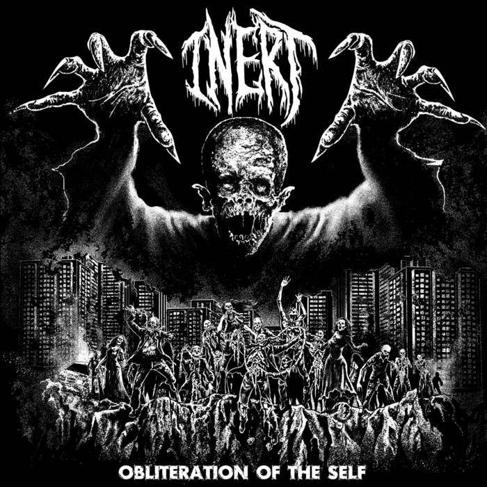 Obliteration of the Self cover art