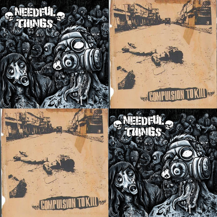 NEEDFUL THINGS / COMPULSION TO KILL – Split