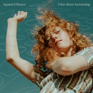 I Was Born Swimming | Squirrel Flower