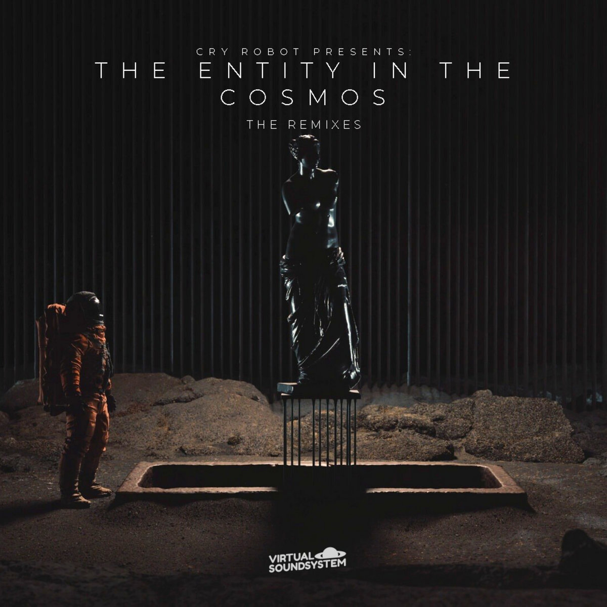 Cry Robot – The Entity In The Cosmos : The Remixes