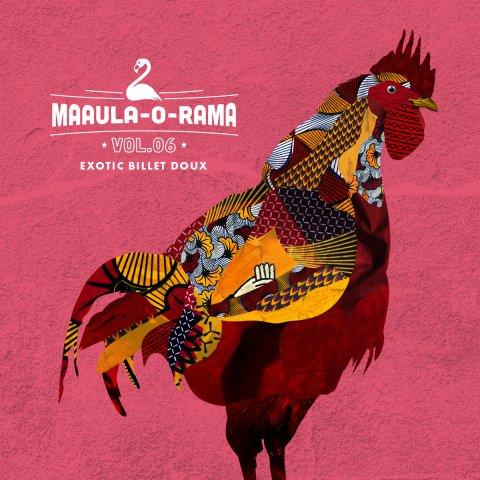 Various Artist – MaAuLa-o-rama Vol.6 – Exotic Billet Doux