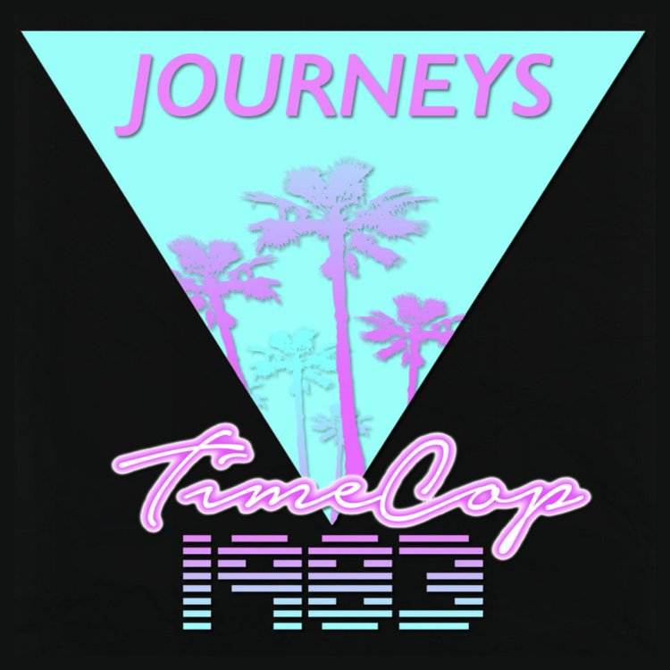 Journeys | Timecop 1983 | TimeSlave Recordings