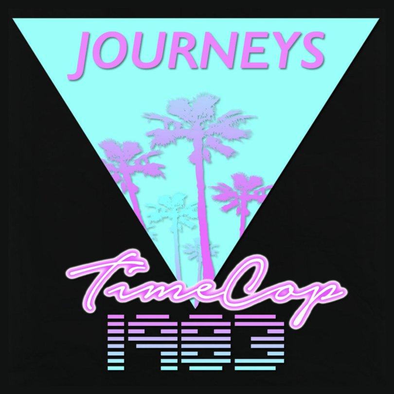 Journeys   Timecop 1983   TimeSlave Recordings