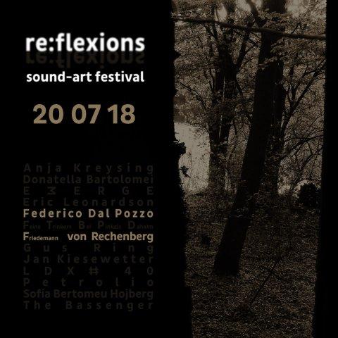 Federico Dal Pozzo & Friedemann Von Rechenberg – live @ re:flexions sound-art festival
