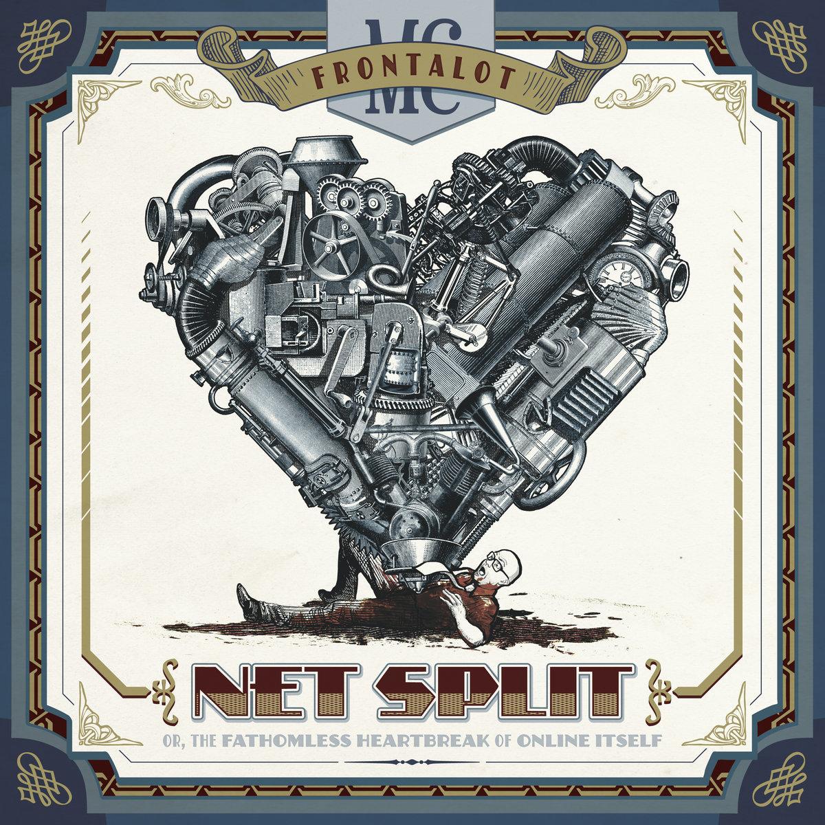 MC Frontalot – Net Split or, the Fathomless Heartbreak of Online Itself