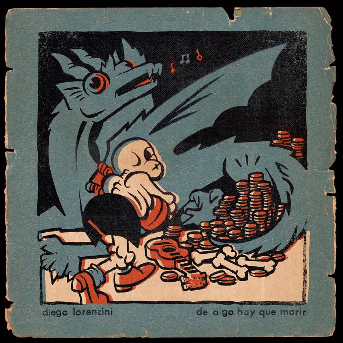 Diego Lorenzini – De Algo Hay Que Morir (feat. Simón Campusano)