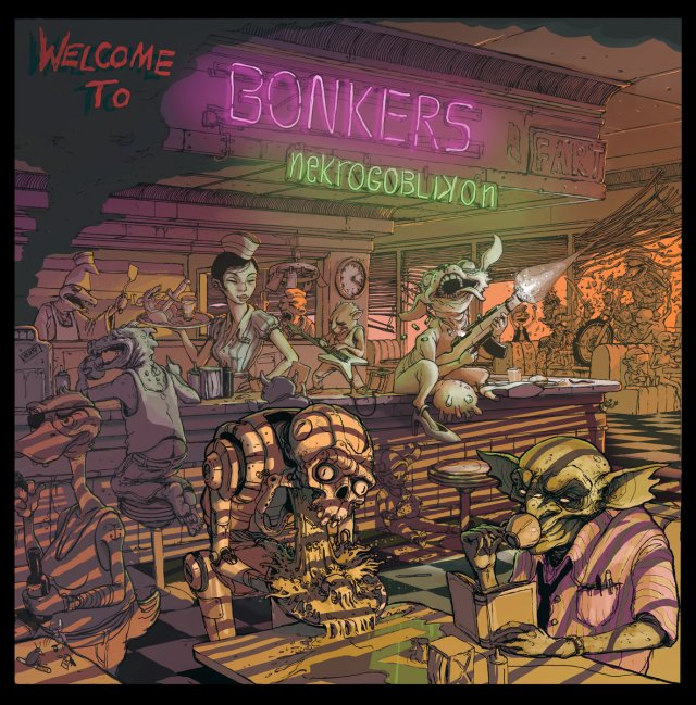Image result for welcome to bonkers
