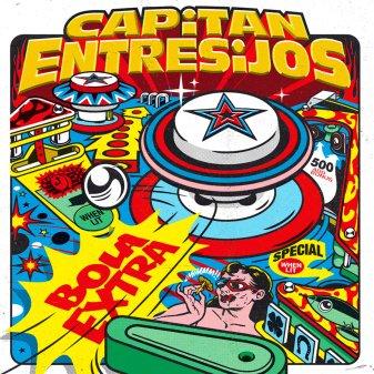 Resultado de imagen de Capitán Entresijos - Bola Extra