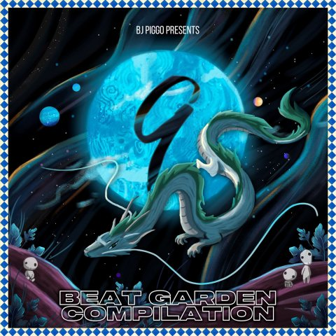 Various Artists – BJ Piggo presents Beat Garden Compilation 9