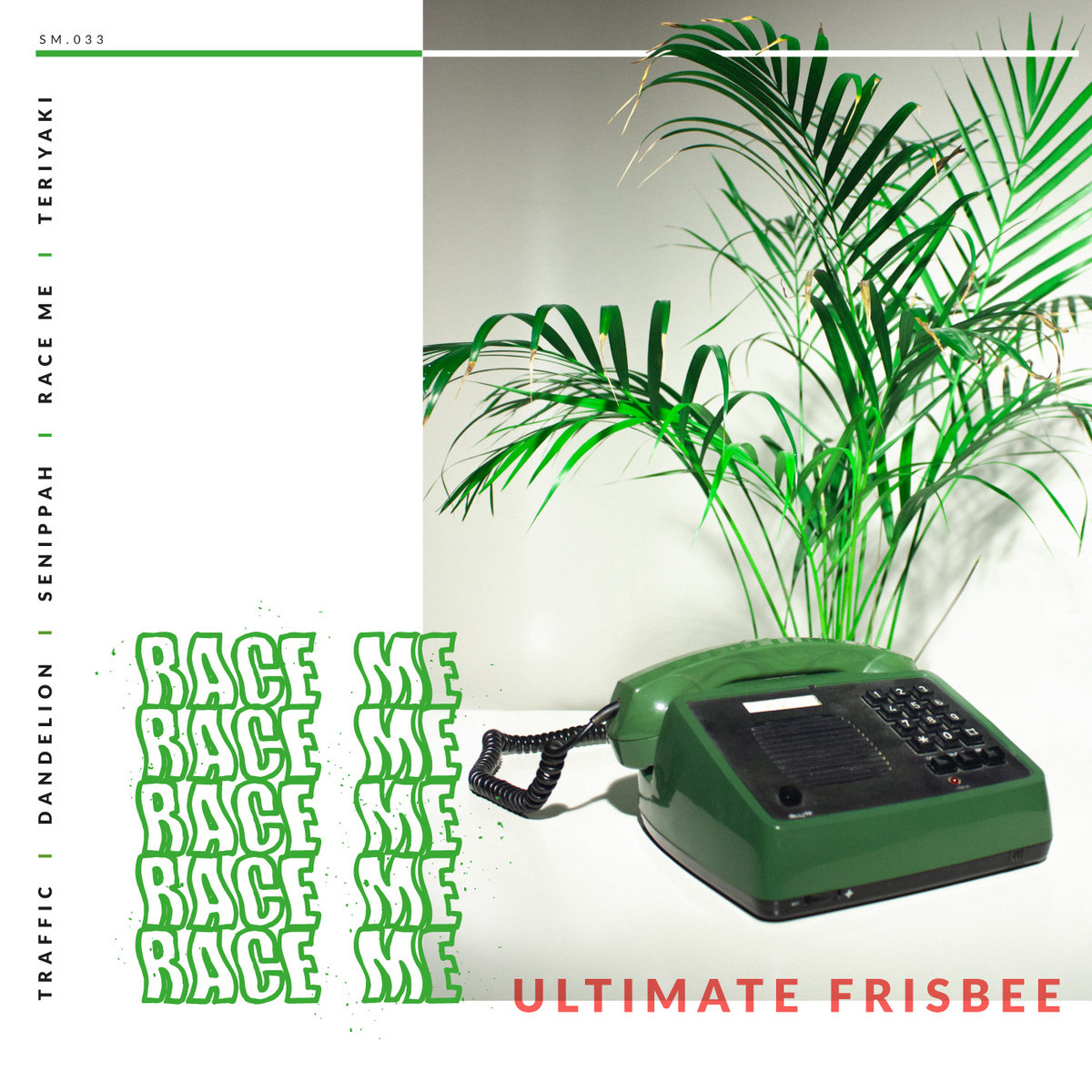ULTIMATE FRISBEE – Race Me