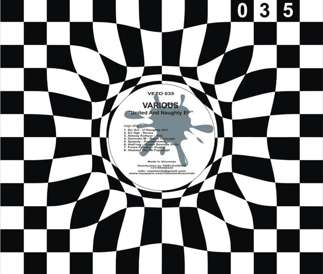 From United And Naughty Ep By Various Artists