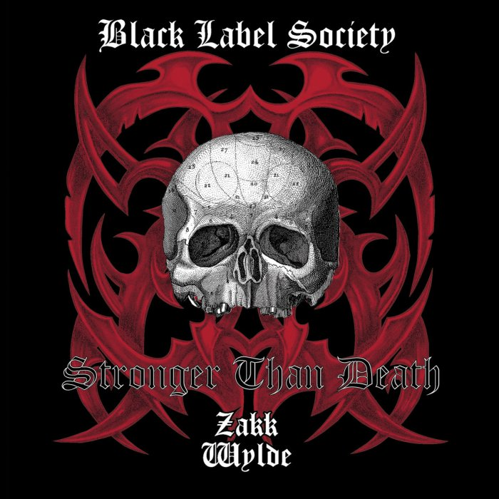 Image result for Black Label Society – Stronger Than Death cover