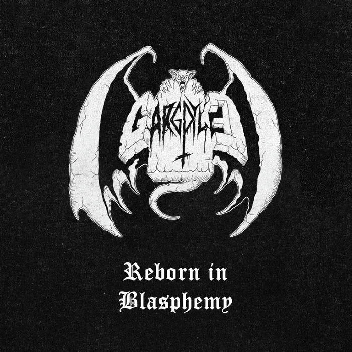 Reborn In Blasphemy cover art