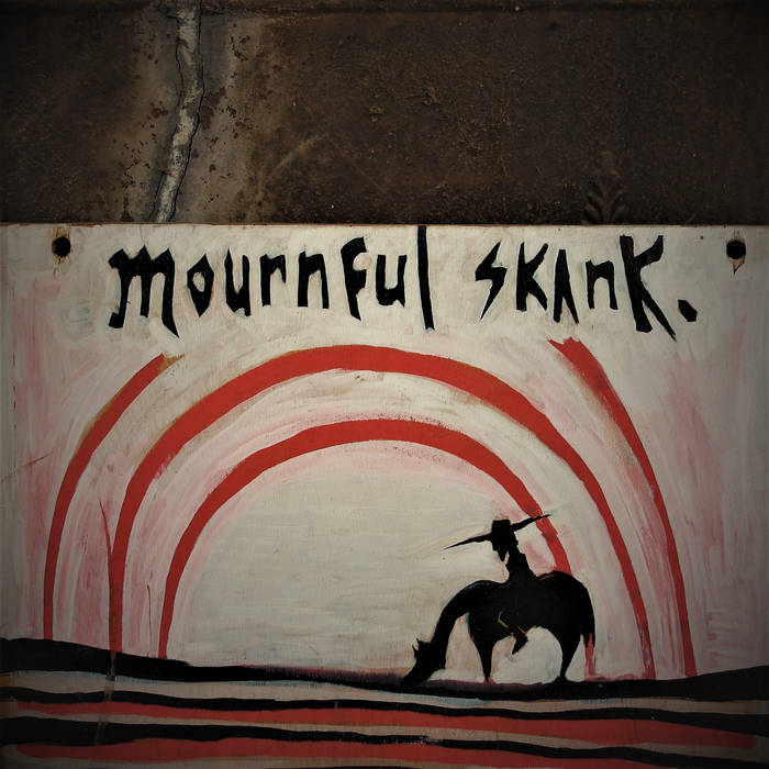 Mournful Skank – The red sunset / Sad reggae