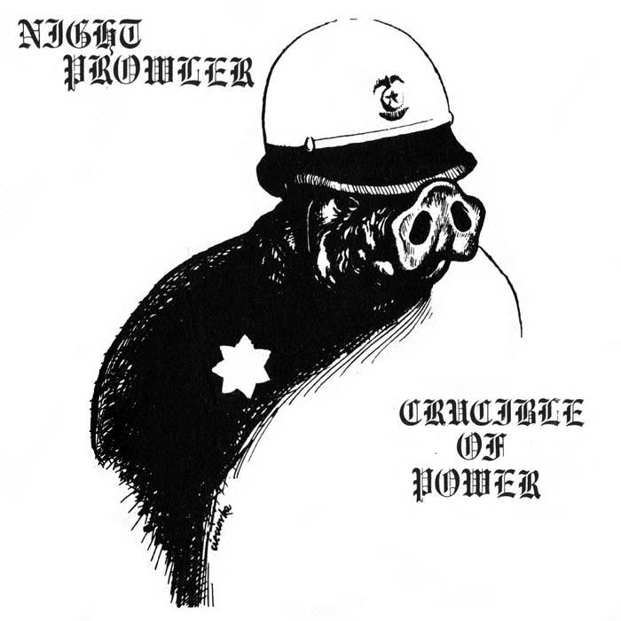 NIGHT PROWLER – Crucible of Power