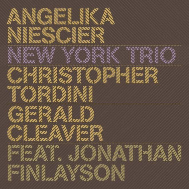 Image result for Angelika Niescier - New York Trio