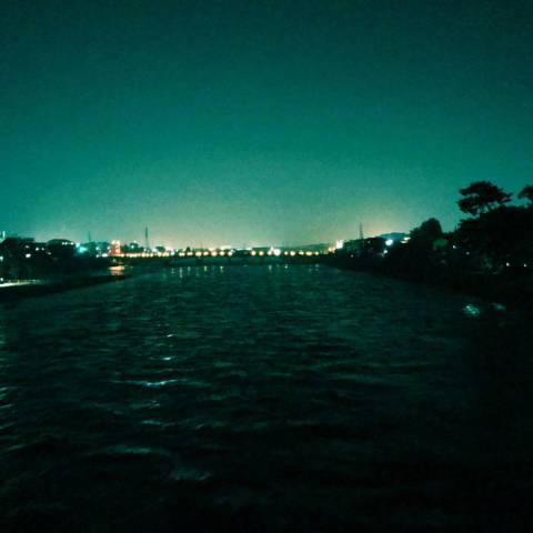 B.Toriyama – Riverside of Uji