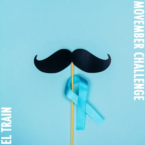 El Train – Movember Challenge – 2020