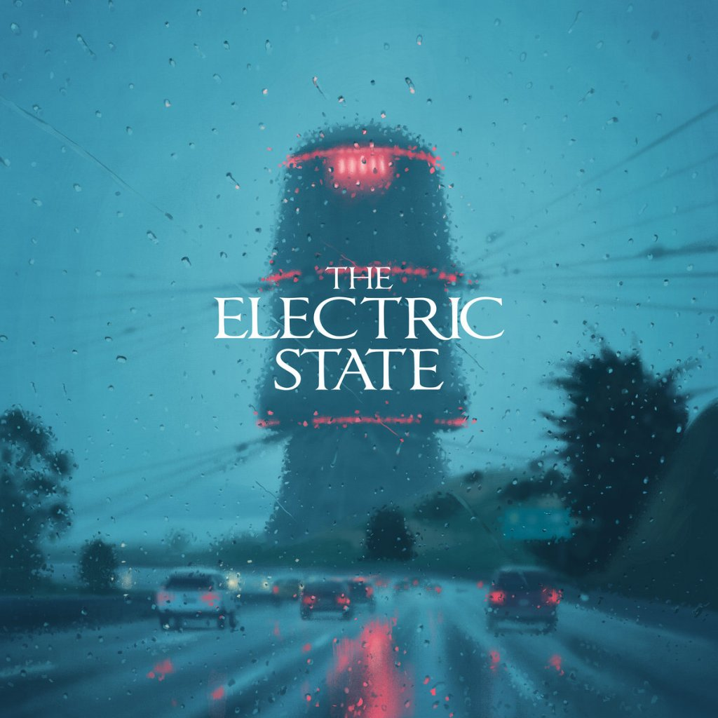 The Electric State, by Simon Stålenhag