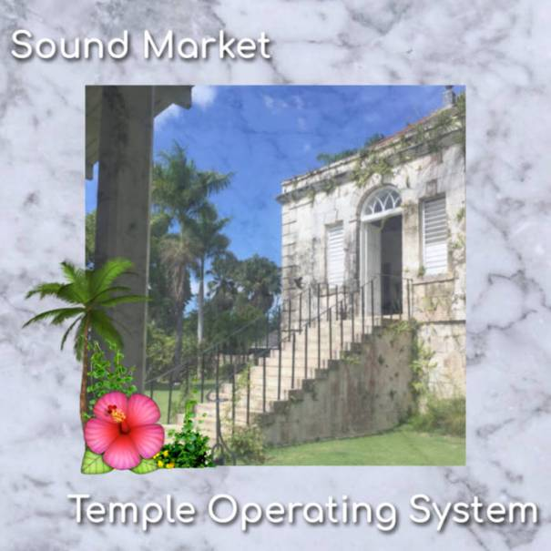 Sound Market – Temple Operating System (CASSETTE EDITION)