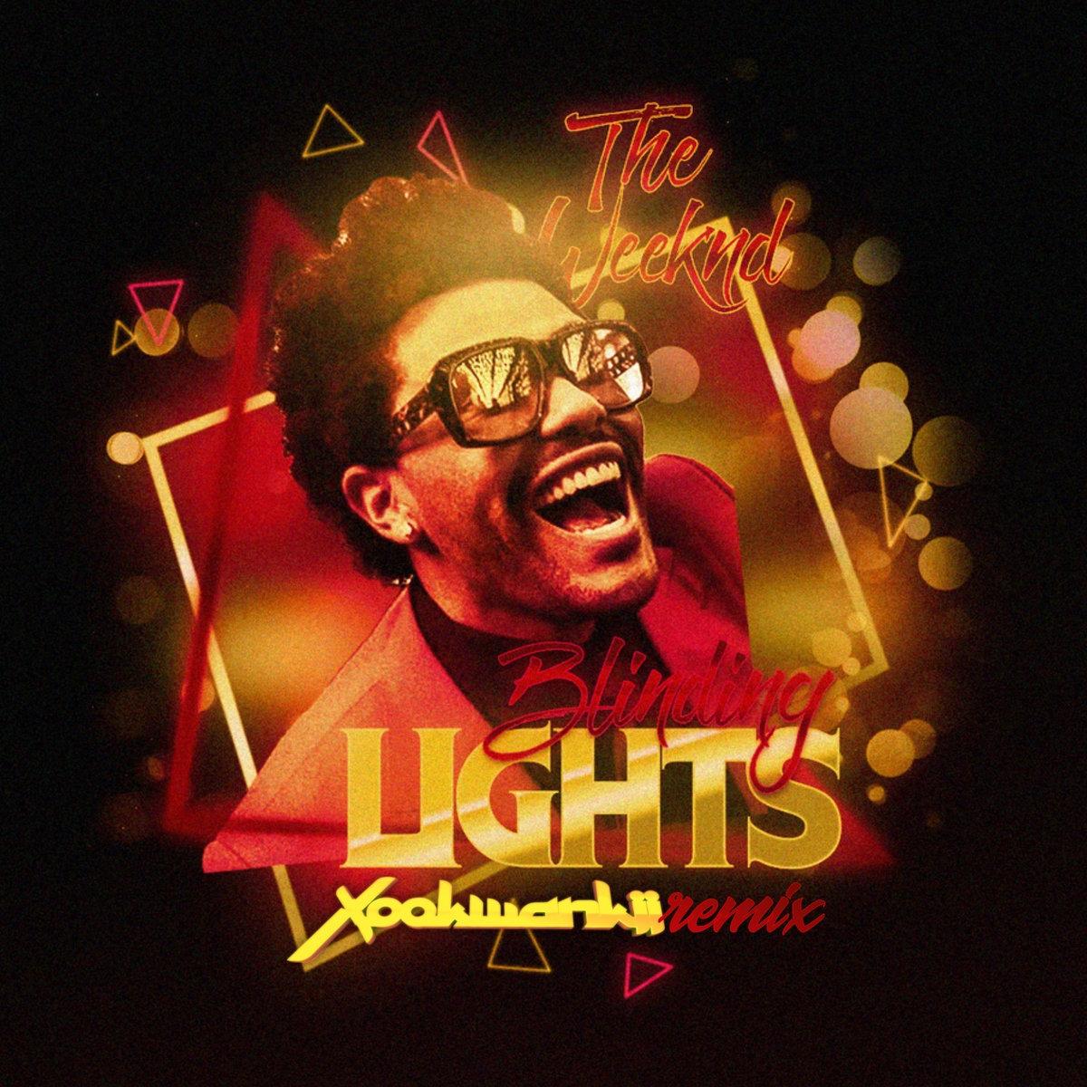 blinding lights xookwankii remix