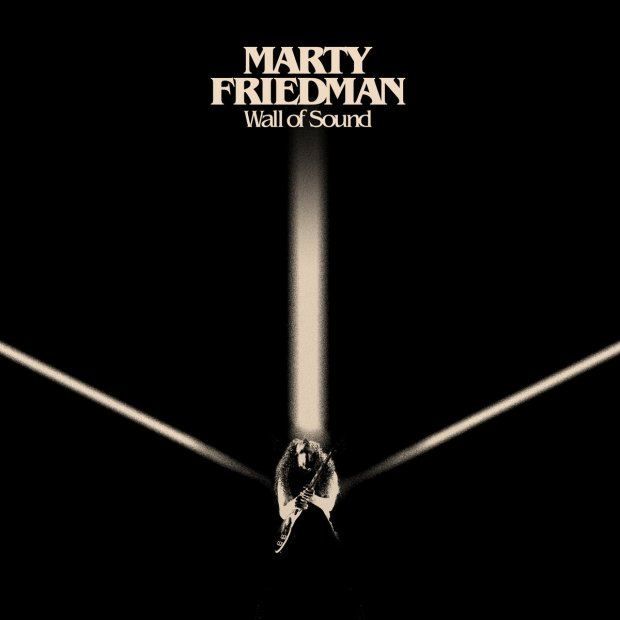 "Image result for Marty Friedman - ""Wall of Sound"""