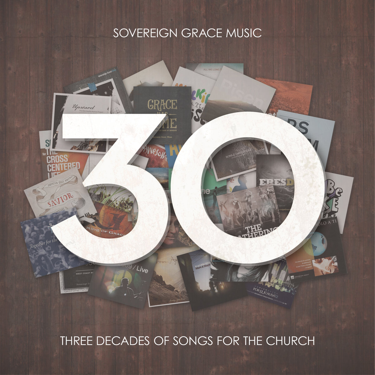 30 Three Decades Of Songs For The Church