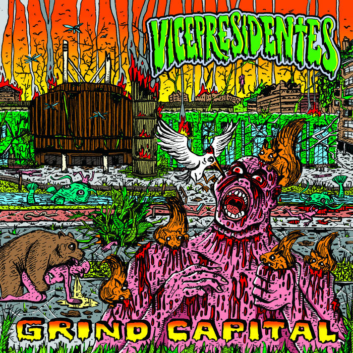 Grind Capital cover art