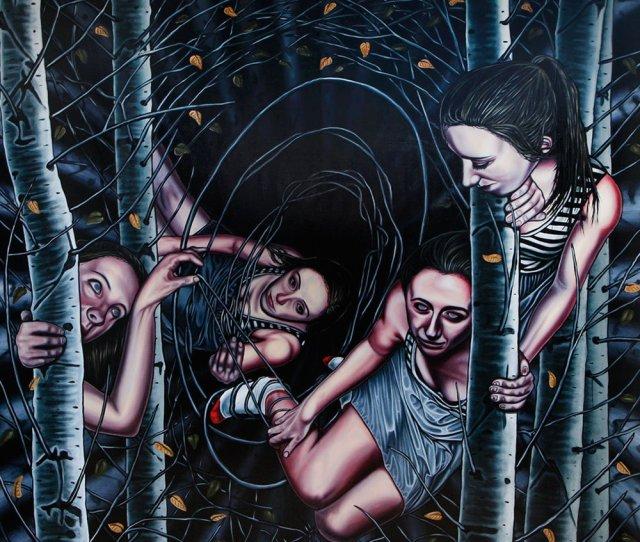Art Of Darkness By Dark Matter Of Story Telling